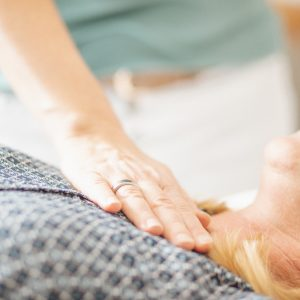 Therapeutic Touch Anwendung